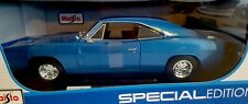 MAISTO 1969 DODGE CHARGER RT BRAND NEW IN BOX