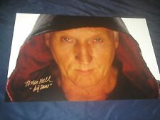 TOBIN BELL Signed 11x17 PHOTO POSTER Jigsaw Autograph Saw Movie Series C