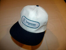 Sky Chefs Vintage White Hat w/ Mesh Back Ima Brand Adjust Airline Food Caterer