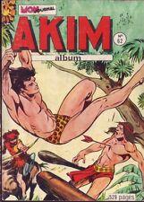 Akim Album N°62 (N°369 à 372) - Mon Journal 1974-75 - BE