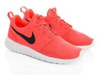 NIKE Roshe Run Rosherun Breeze Sneakers Men's Size 12 Hot Lava 718552 801 NEW