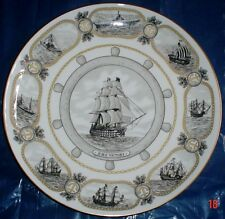 Coalport LARGE Collectors Plate SHIPS OF GREAT BRITAIN