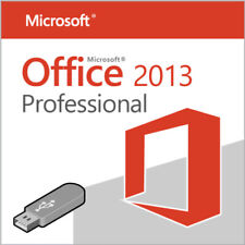 🔥Ms Office 2013 Professional Plus Lizenz Key +Gratis Recovery USB-Stick🔥