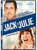Jack et Julie DVD NEUF SOUS BLISTER Adam Sandler, Katie Holmes, Gad Elmaleh