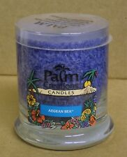 6 Ct. Nature's Finest Palm Creations Aegean Sea 8.5 Oz. Jar Candles 6-Pack