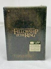 The Lord of the Rings: The Fellowship of the Ring Four-Disc Special Extended Ed