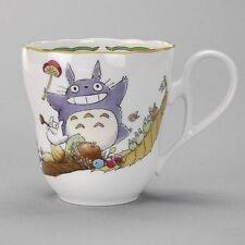 "NORITAKE BONECHINA STUDIO GHIBLI ""My Neighbor Totoro"" MUG CUP 4924-3"