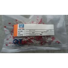 Lotto da 250      LED  MV57640  ON Semiconductor / Fairchild  RED 3mm