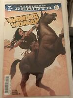 WONDER WOMAN 13 JENNY FRISON VARIANT COVER jennifer connelly combine shipping!