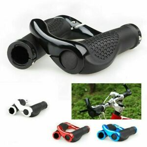 Bicycle grip Spare 14x9.5x2.5cm Ergonomic Handlebar Lock Locking Mountain