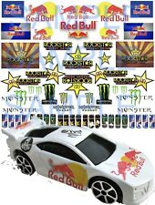 1:18  SMOKEY AND THE BANDIT WATER-SLIDE DECALS FOR HOT1:24 model cars