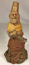 YARN-R 1992~Tom Clark Gnome~Cairn Studio Item #5188~Ed #46~COA & Story Included