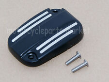 Black Brake Cylinder Cover for Harley Davidson Electra Glide Road King 2007-2012