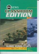 ABC News: Classroom: Global Human Rights: Part 3: China, A Case Study DVD VIDEO