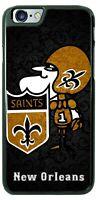 New Orleans Saints Football  Logo Phone Case For iPhone Samsung Google LG