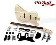 Pit Bull Guitars RD-4 Electric Bass Guitar Kit
