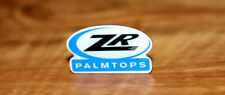Vintage Palm Top PC Computer ZR Old Collectible Rare Promo Pin / Badge