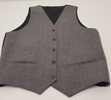 40XL Light Grey Day Kilt Vest Scottish Made Priced to sell BRAND NEW