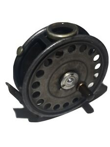 """VINTAGE Hardy The """"St. George"""" Fly Reel 3.75"""""""