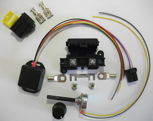 Saturn Vue | Electric power steering controller Kit EPAS | with Connector & Fuse