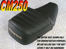 CM250 1982-84 seat cover for Honda CM 250 CUSTEM CM250C 123