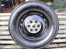 yamaha vmax vmx1200 rear wheel & AVON  tyre black bearings   box 252