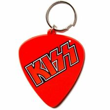 KISS Keychain Portachiavi Plectrum OFFICIAL MERCHANDISE