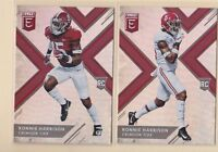2018 PANINI ELITE DRAFT PICKS  Ronnie Harrison RC  ALABAMA  VARIATION & BASE