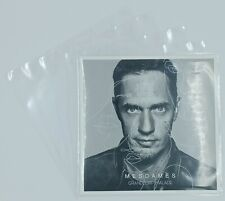LOT 50 POCHETTES PROTECTION PLASTIQUE 33T POUR ALBUM SIMPLE DOUBLE ET GATEFOLD