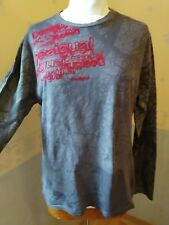 Tee-shirt manches longues Desigual taille M