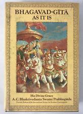 Bhagavad-Gita as It Is A. C. Bhaktivedanta Swami Prabhupada Hardcover Used - Go