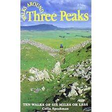 Walks Around the Three Peaks (Pub Walks), Speakman, Colin, Very Good Book