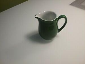 """Kahla"" Pronto Colore, Milchkännchen Smaragdgrün"