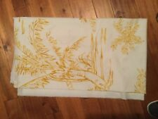 """Vintage Quilt Drapery Upholstery Fabric 59""""Wide X 1 1/3 Yds Crafts & Quilting"""