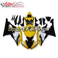 Fairings for Yamaha YZF R6 08 09 10 11 12 13 14 15 16 Bodywork Yellow Black Hull