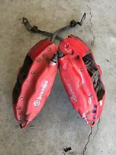 06-14 SRT Brembo Calipers Challenger Charger Magnum 300 10 Dodge SRT8 300C
