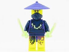 LEGO Ninjago Cowler Ghost Ninja Warrior Minifigure with Swords NEW 2015 70736