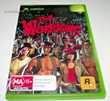 The Warriors Xbox Original PAL *Complete*