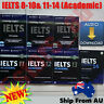 IELTS 8-10+ 11-14 Academic (7 books) Exam Cambridge + Answers & Audio Link