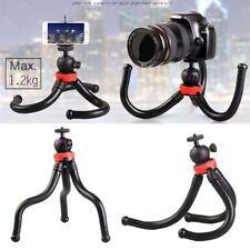 Portable Outdoor Waterproof Photography Octopus Tripod Flexible Camera Holder