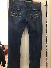 Mens Flypaper Straight Leg Jeans Size 30x30 awesome back pockets