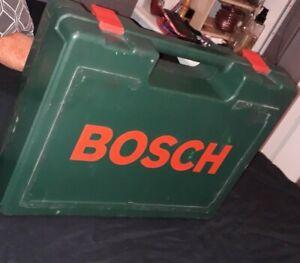 Bosch Leerkoffer Grün