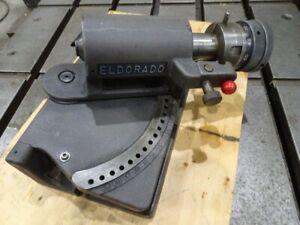 Eldorado Model B Drill Sharpening Fixture