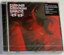 GIANNA NANNINI - GRAZIE - CD + DVD Special Edition Limited SIGILLATO