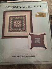 Decorative Textiles 30th Bargello Sampler