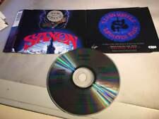 SAXON - ´´IRON WHEELS/FOREVER FREE´´ - RARE 2 TRACK MCD 1992