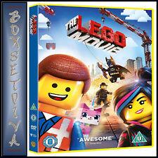 THE LEGO MOVIE -  Chris Pratt & Elizabeth Banks  **BRAND NEW DVD  ****