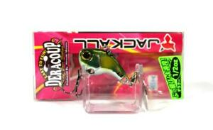 Jackall Deracoup 1/4 oz Spin Tail Sinking Lure HL Ayu (2802)