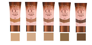 COVERGIRL Queen Collection CC Cream OIL FREE You Pick Shade 600 610 620 630 640