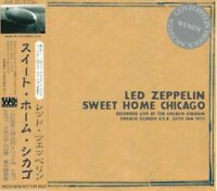 LED ZEPPELIN / SWEET HOME CHICAGO 2CD January 20, 1975 Chicago Stadium